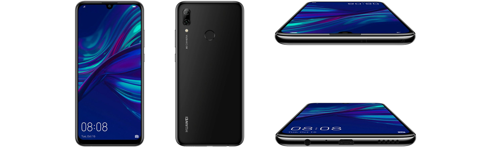 Huawei P Smart (2019) leaks in full ahead of announcement