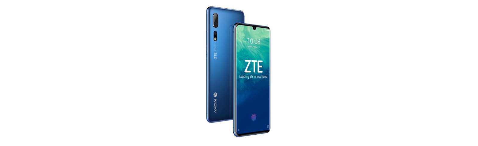 ZTE Axon 10 Pro 5G and ZTE Blade V10 are announced
