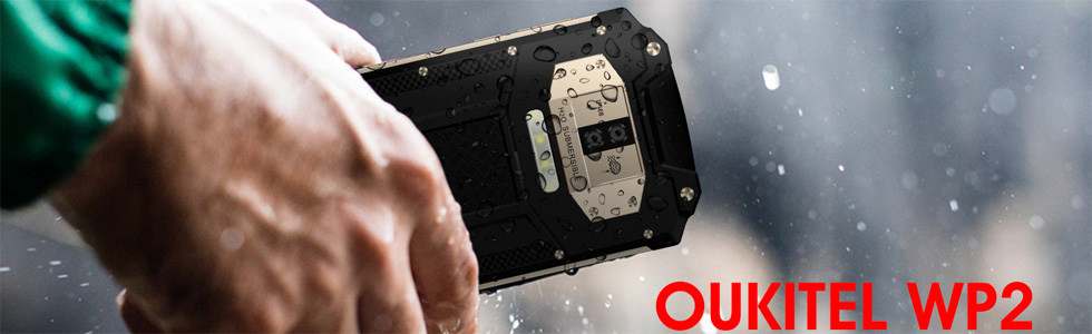 Oukitel WP2 tear down video, pre-sale continues with a $50 discount