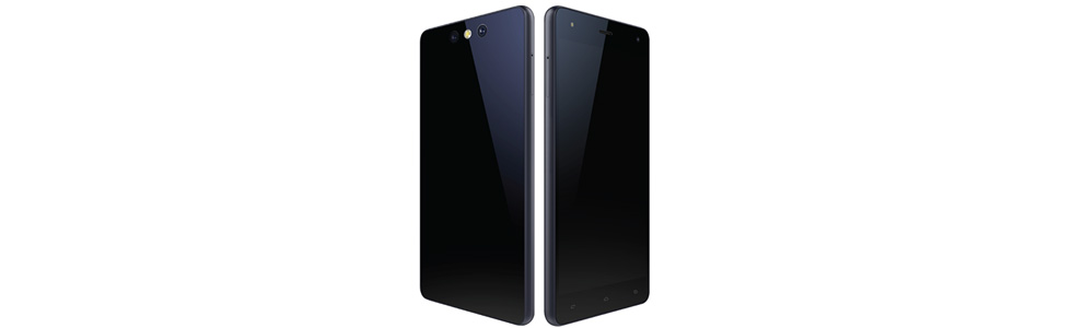 "DEXP announced the Ixion X355 Zenith with a dual rear camera setup and a 5.5"" IPS FHD display"