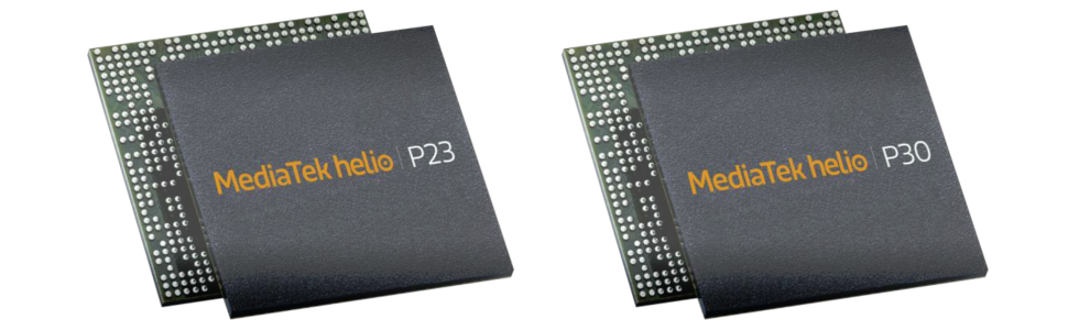 MediaTek officially releases the Helio P23 and Helio P30 chipsets