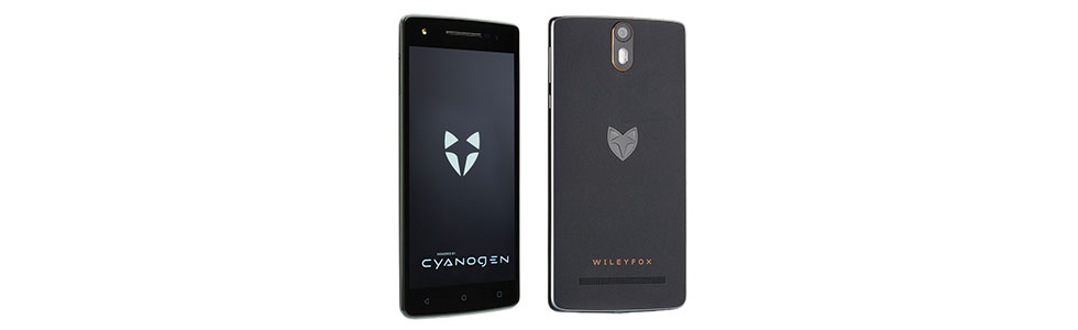UK-based Wileyfox announces its first two smartphones, both running Cyanogen OS