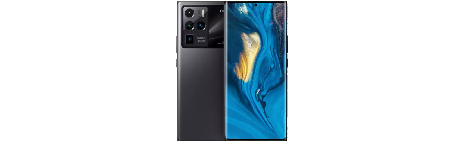 """nubia Z30 Pro is unveiled with a 6.67"""" 144Hz OLED display, Snapdragon 888, three 64MP cameras"""