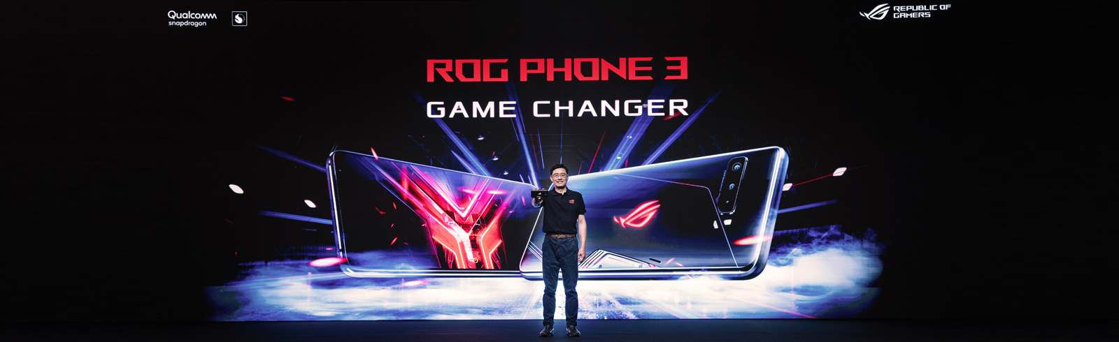 Asus ROG Phone 3 and ROG Phone 3 Strix Edition - specifications and prices