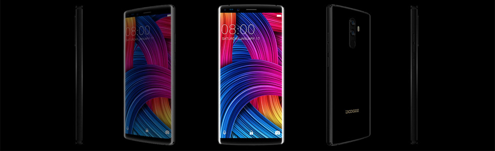 Doogee to use the in-cell technology for the MIX 2 display