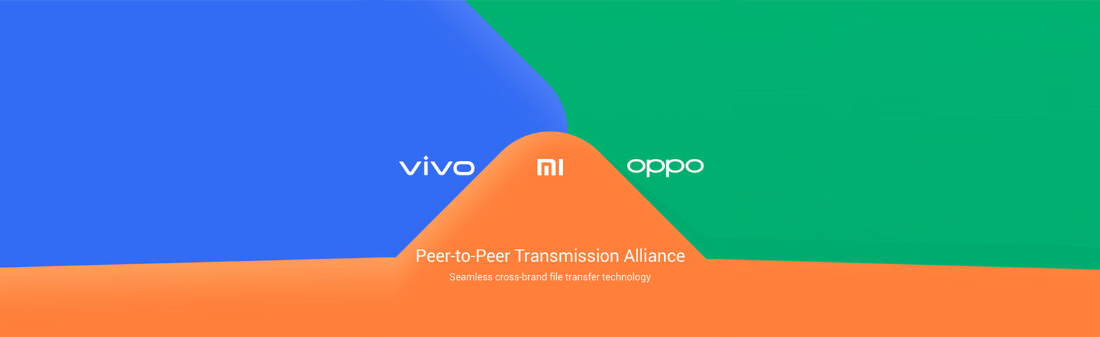 Xiaomi, Oppo and Vivo create a new wireless file transfer system