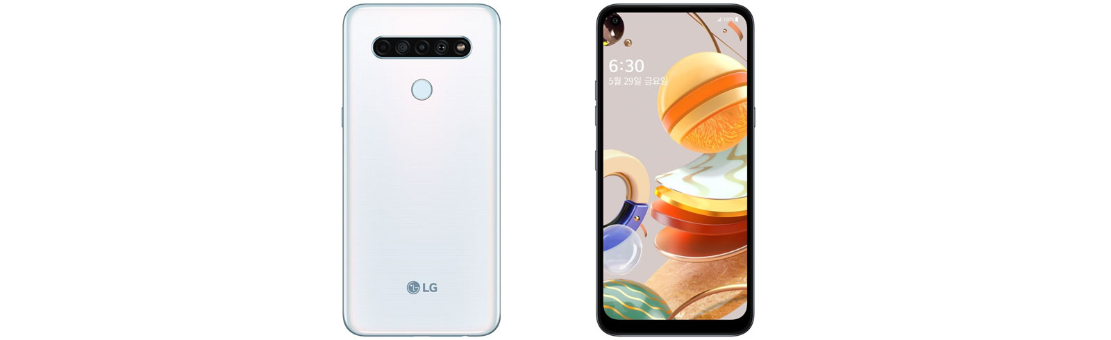 LG Q61 goes official - specifications and price