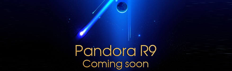 iNew announces it will launch a new series of smartphones called Pandora