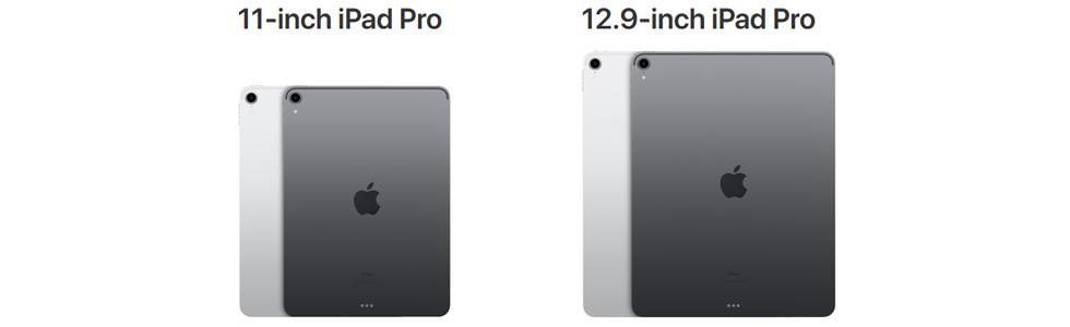 Apple unveils the iPad Pro 11 and the iPad Pro 12.9