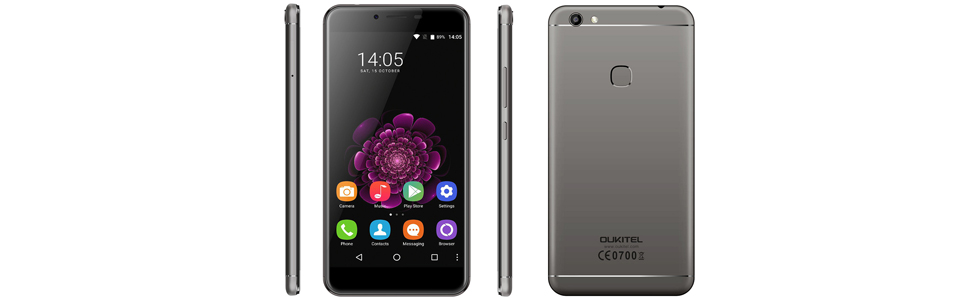 Oukitel U15S showed off in a video opening simultaneously 52 apps and still running smoothly