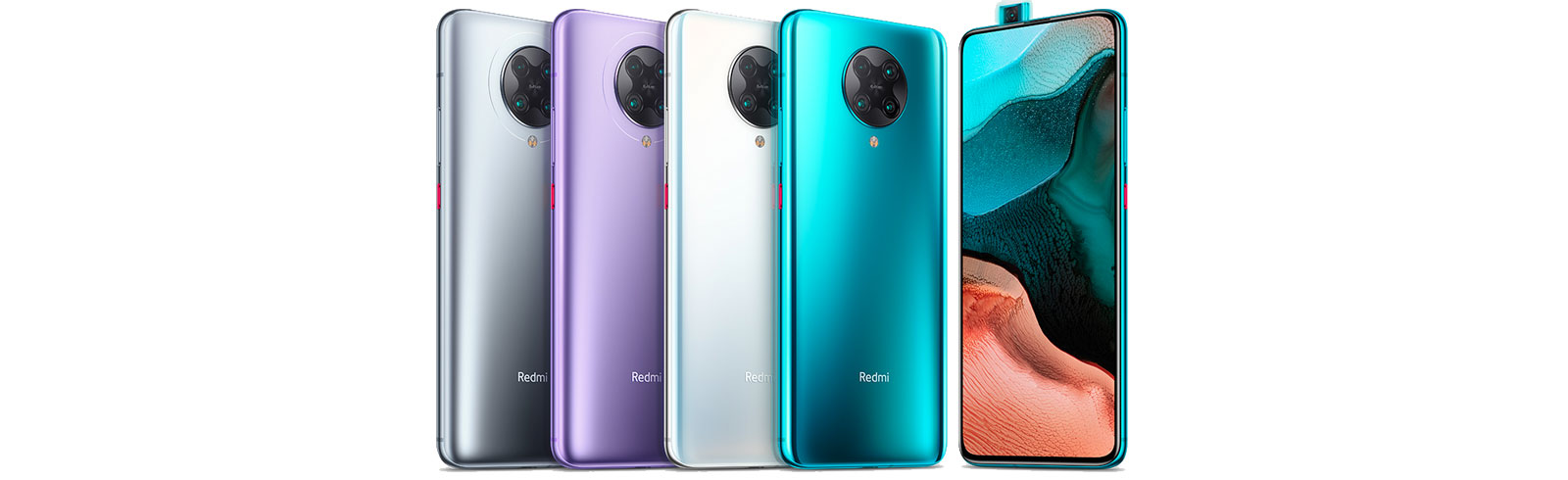Xiaomi presented the Redmi K30 Pro and Redmi K30 Pro Zoom with 5G support