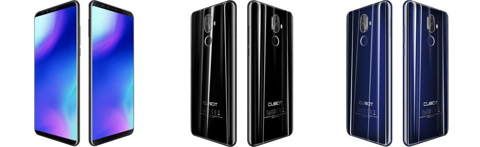 Deal: Cubot X18 Plus global pre-sale starts with a $40 discount