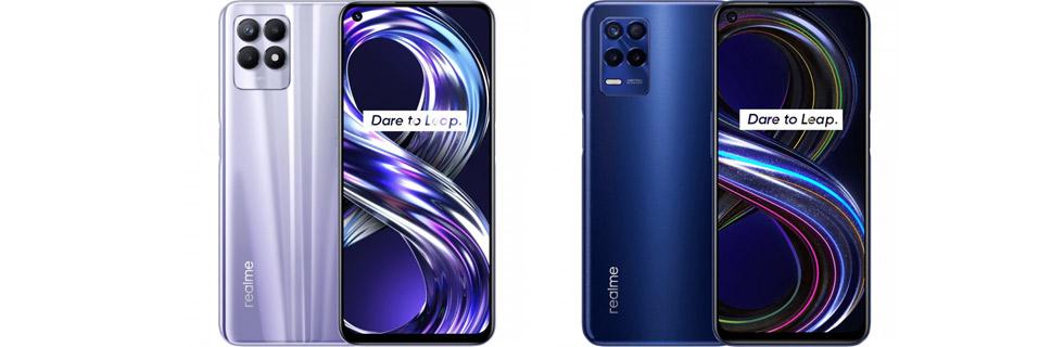Realme 8s 5G and Realme 8i are announced for India