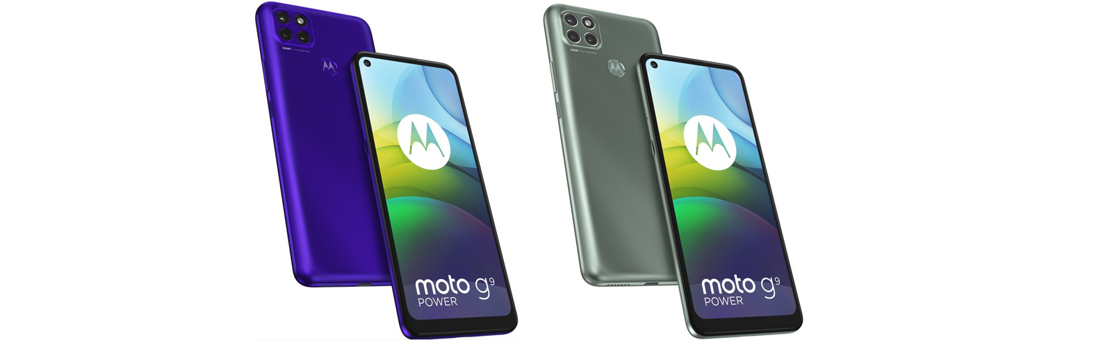 Motorola unveils the Moto G9 Power - specifications and prices