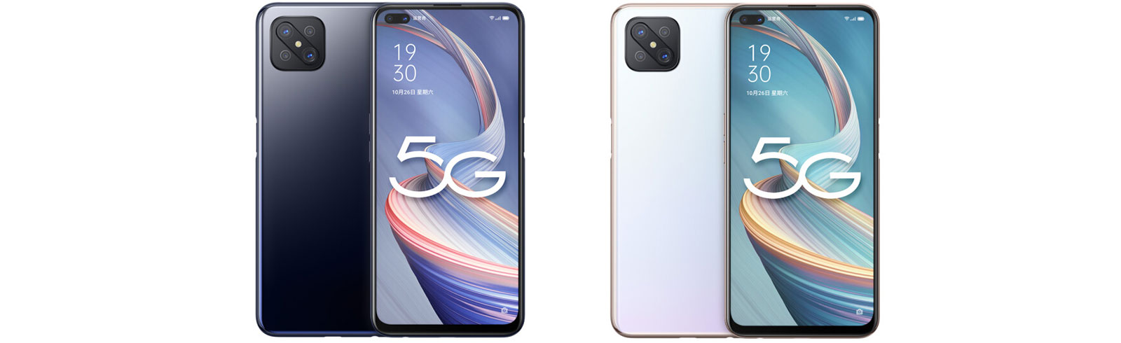 Oppo A92s is officially launched, is the first smartphone with the MediaTek Dimensity 800 chipset