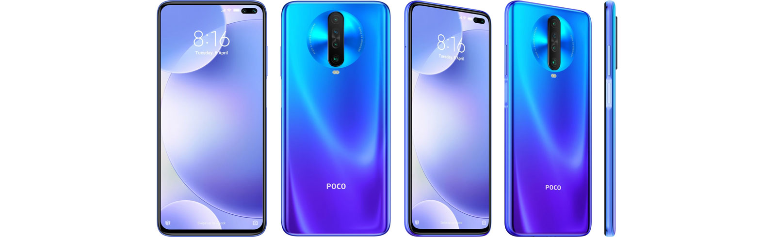 Poco X2 goes official, is a re-branded Redmi K30, indeed