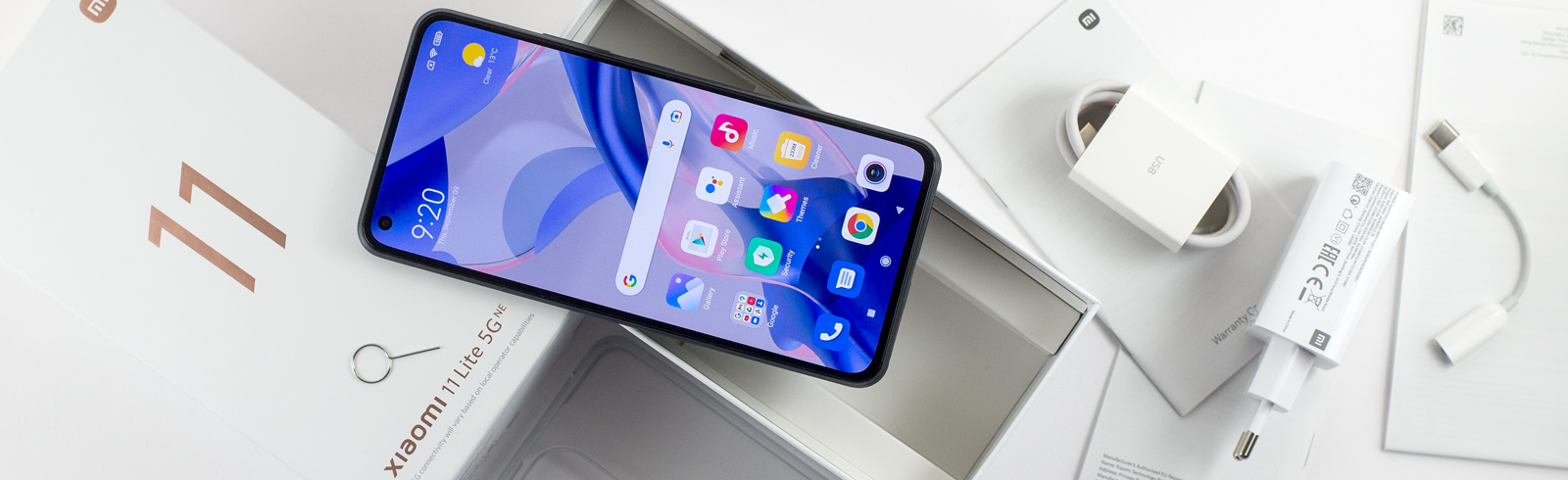 Our in-depth Xiaomi 11 Lite 5G NE review is ready