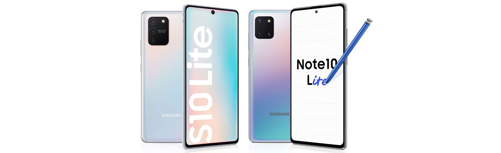 Samsung announces the Galaxy Note10 Lite and Galaxy S10 Lite