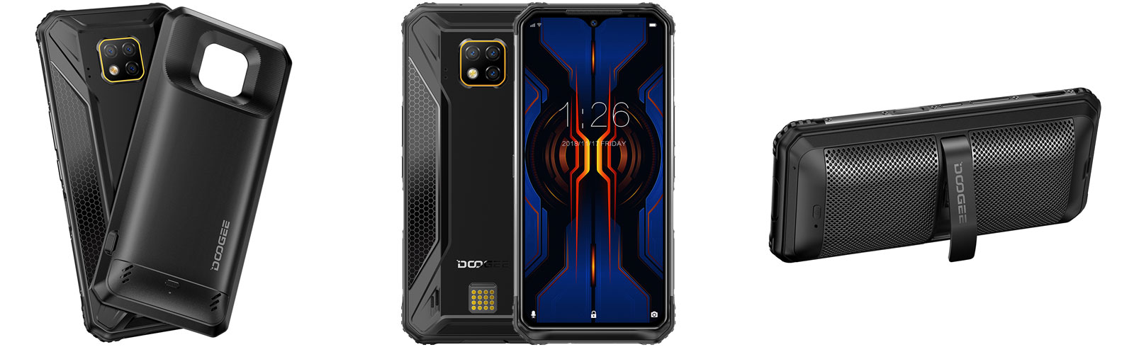 Our full Doogee S95 Pro review is up
