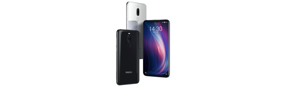 "Meizu announces the Meizu X8 with a nothed 6.2"" display, Snapdragon 710, dual rear cameras"