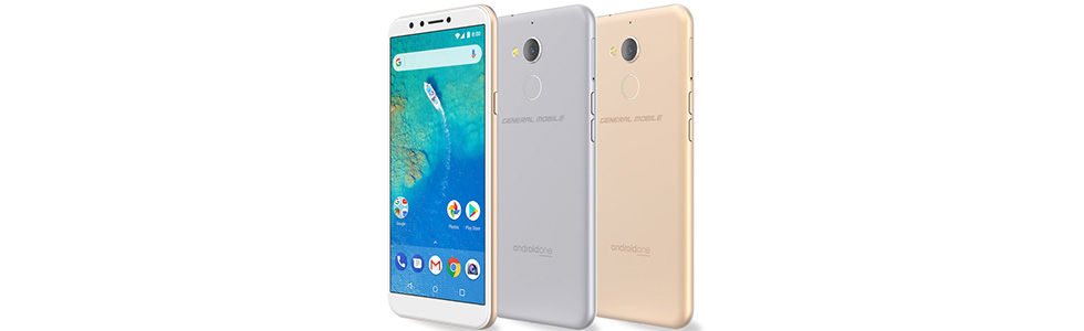 General Mobile announces the GM 8 with Android One