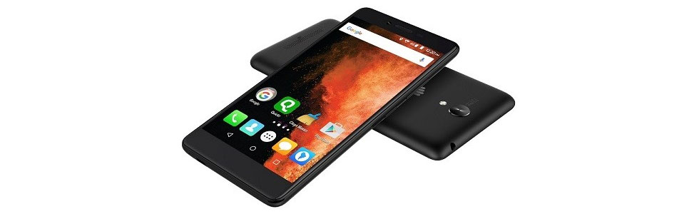 "Micromax unveiled the Canvas 6 Pro with a 5.5"" FHD display, Helio X10 SoC and a 3000 mAh battery"