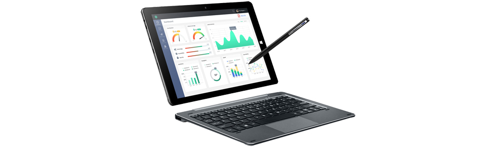 Chuwi announced a 2-in-1 tablet with stylus - the Hi10 Pro