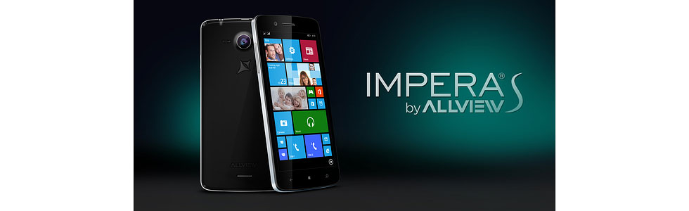 AllView presented three new devices based on Windows Phone 8.1