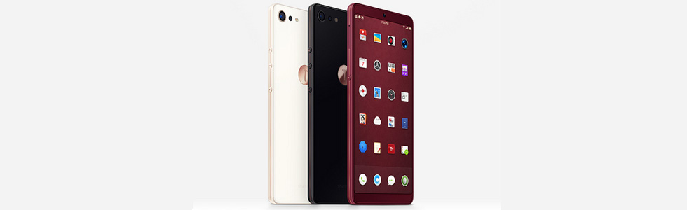 Smartisan Nut Pro 2 goes official, pre-sales have started today