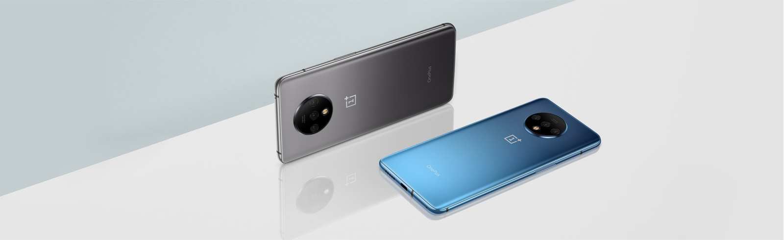 OnePlus 7T is official with a 90Hz Fluid AMOLED display and Warp Charge 30T