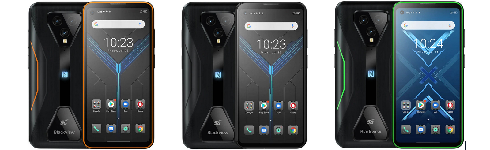 The Blackview BL5000 is unveiled with Dimensity 700 chipset