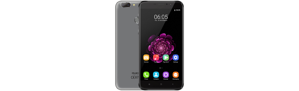 Oukitel U20 Plus to have a 3300 mAh battery from SCUD
