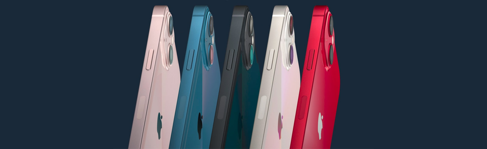 Apple iPhone 13, iPhone 13 Pro, iPhone 13 Pro Max, and iPhone 13 mini go official