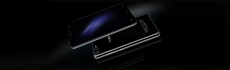 Cubot made the Rainbow 2 official, features two rear cameras