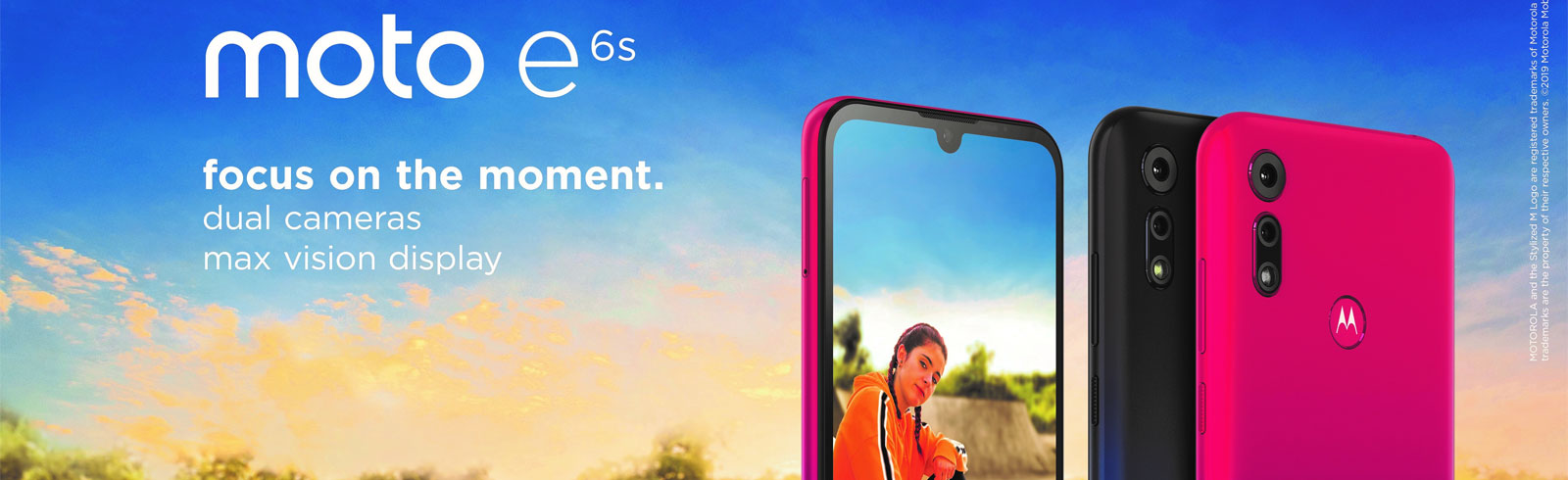 Motorola launches the Moto e6s (2020) - a toned down version of the Moto e6s (2019)