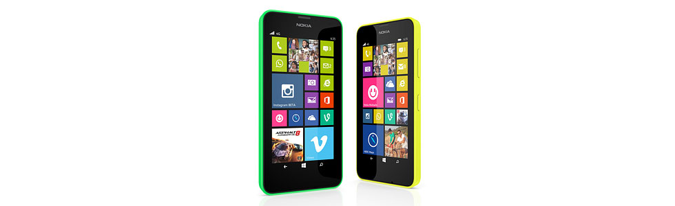 Nokia announces Lumia 630, 635 and Lumia 930 at the Microsoft Build event