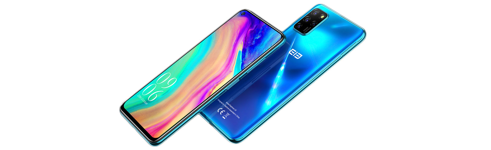 """Elephone U5 is announced with a 6.4"""" FHD+ display, 48MP camera, Helio P60 chipset"""