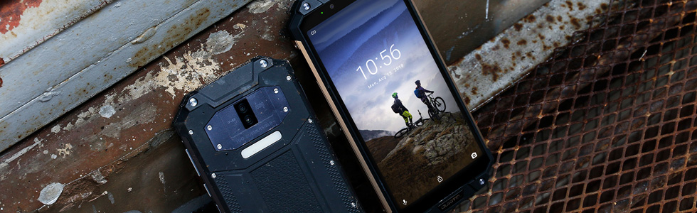 The Oukitel WP2 final specifications are confirmed