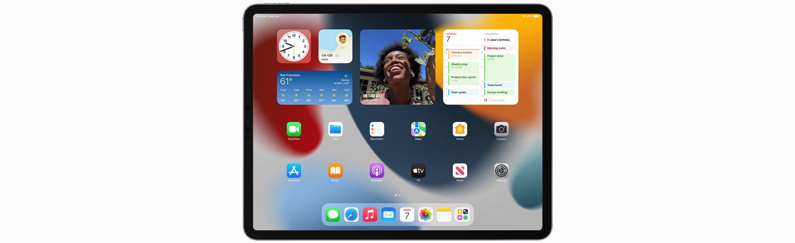 Apple previews new iPad productivity features with iPadOS 15