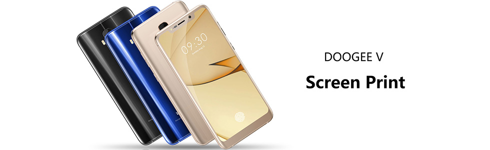 Doogee V detailed specifications are official, sports a 6.21 AMOLED display