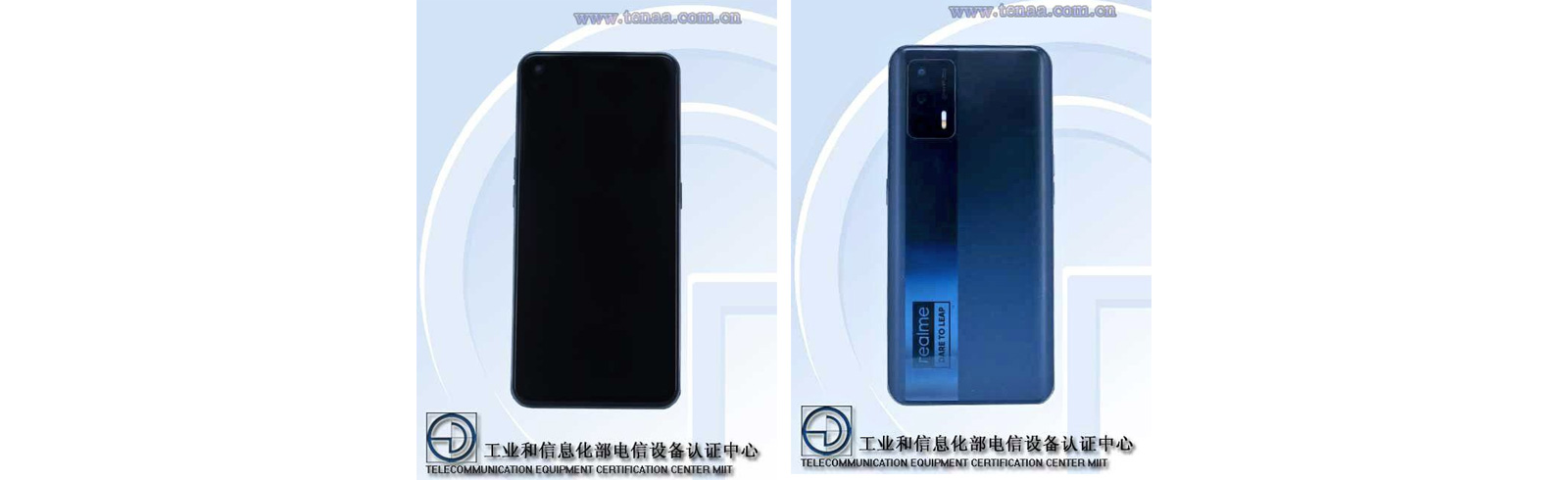 Realme GT Neo is certified by TENAA, appears on a Chinese retailer's website