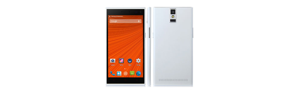 Vifocal C1000 - an affordable smartphone with Android 4.4 KitKat and fingerprint sensor