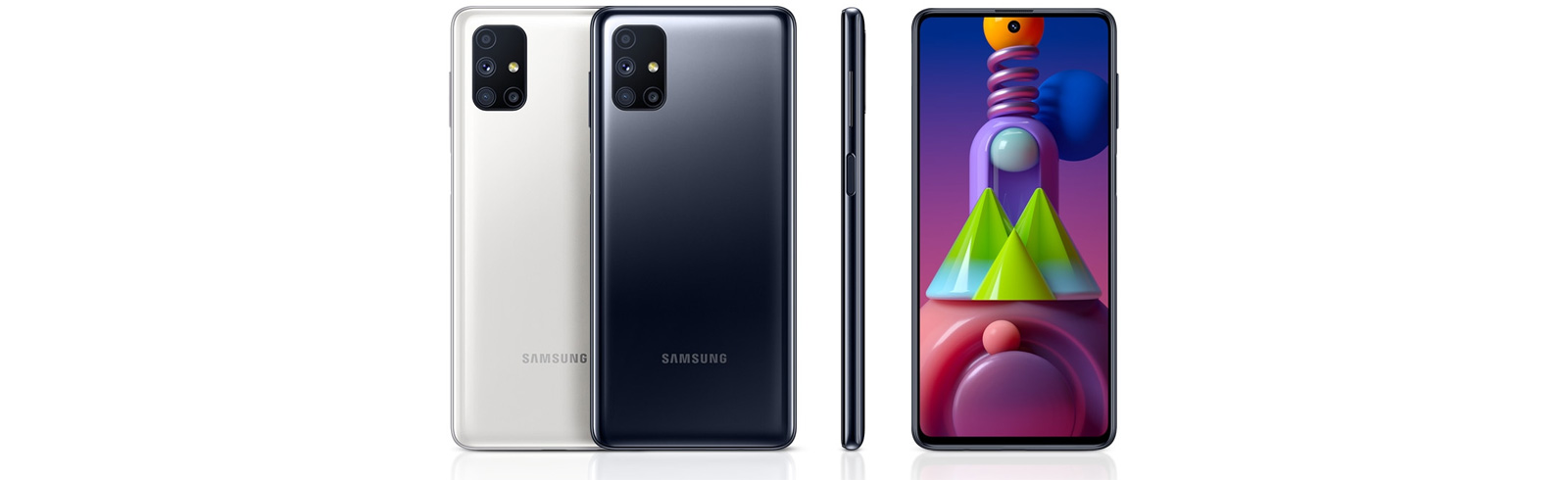 Samsung Galaxy M51 goes official in Europe priced at EUR 360