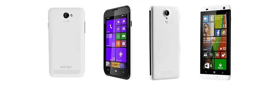 K-Touch will release two budget smartphones based on Windows Phone 8.1