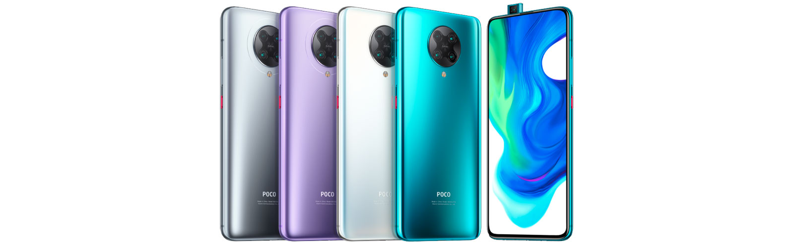 POCO F2 Pro is official - specifications and prices