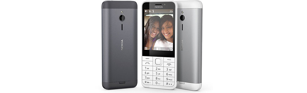 Microsoft outs a $55 feature phone - Nokia 230