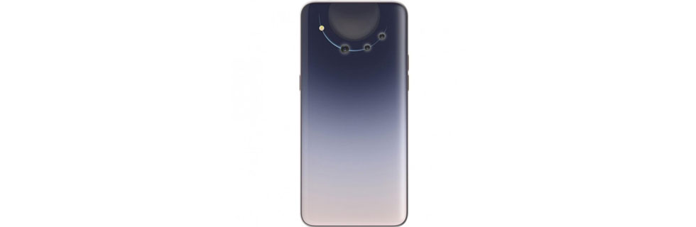 Oppo Find X2 renders unveil lunar phase design