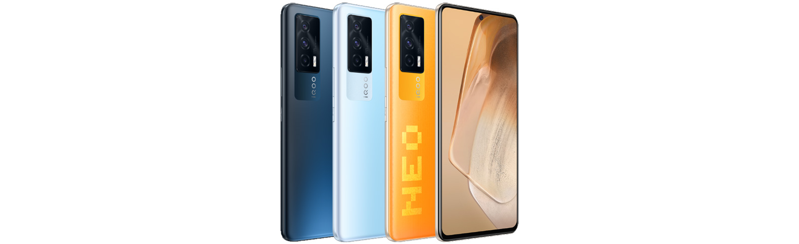 """Vivo unveiled the iQOO Neo 5 with 6.62"""" FHD+ AMOLED display, 66W fast charging, Snapdragon 870"""