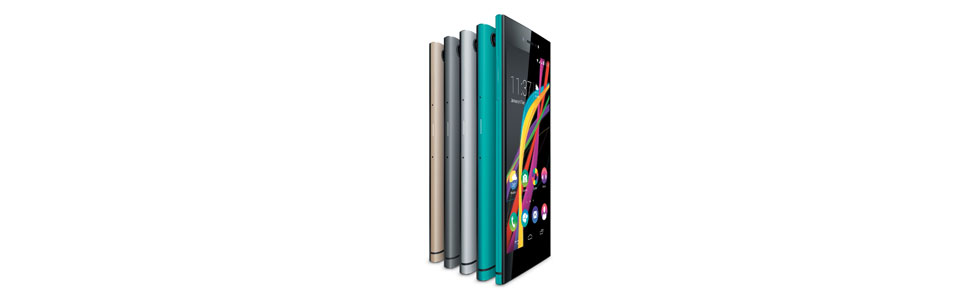 Wiko unveiled two 4G smartphones from its Highway series