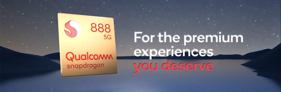 The Qualcomm Snapdragon 888 5G Mobile Platform is official